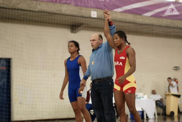f312a8c472 Joice Silva é eleita atleta do ano da Luta Olímpica - CBW CBW
